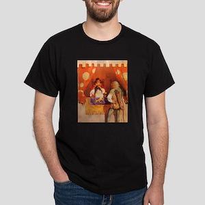 Robin Hood by NC Wyeth Dark T-Shirt