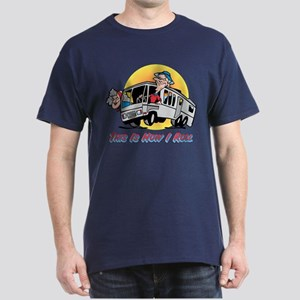 This Is How I Roll RV Dark T-Shirt