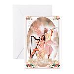 Healing Harp Greeting Cards (Pk of 10)