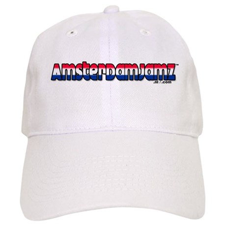 Amsterdamjamz Flag Colored Logo Cap