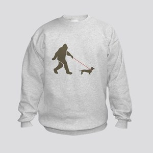 Sas. & Dog Kids Sweatshirt