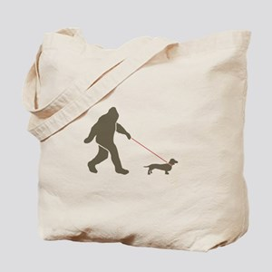 Sas. & Dog Tote Bag