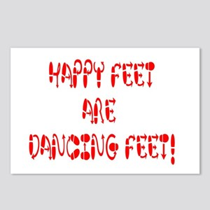 Happy Feet DANCE! Postcards (Package of 8)