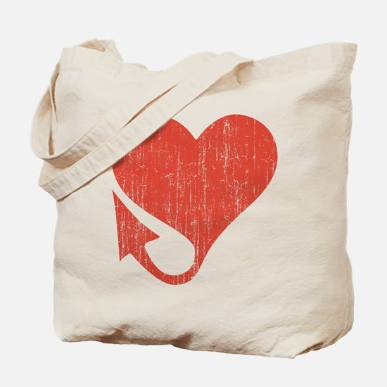 Heart Devil Tote Bag