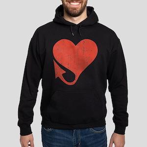 Heart Devil Hoodie (dark)