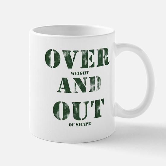 Over & Out Mug