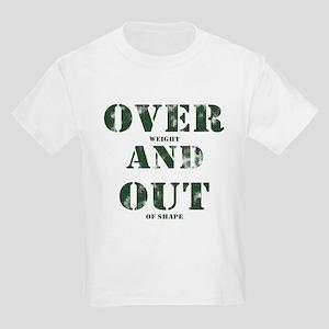 Over & Out Kids Light T-Shirt