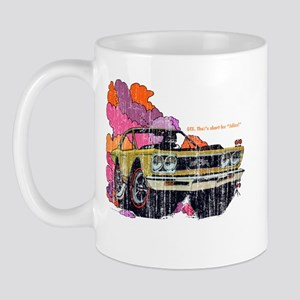 Plymouth GTX Illustration Mug