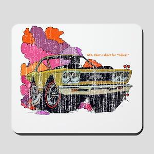 Plymouth GTX Illustration Mousepad