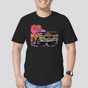 Plymouth GTX Illustration Men's Fitted T-Shirt (da