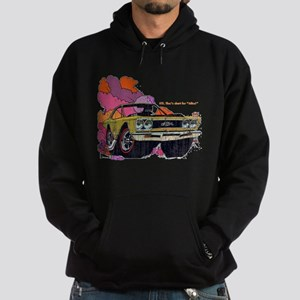 Plymouth GTX Illustration Hoodie (dark)
