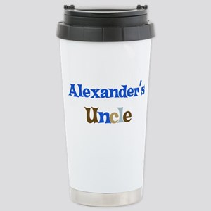 Alexander's Uncle Stainless Steel Travel Mug