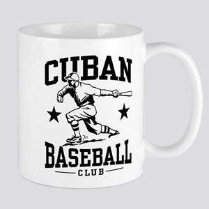 Cuban Baseball Mug