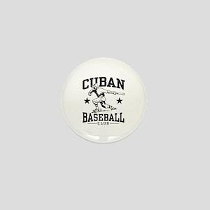 Cuban Baseball Mini Button