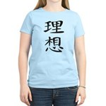 Ideal - Kanji Symbol Women's Light T-Shirt
