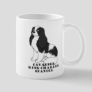 CKC Spaniel (Blk&Wht) Mug