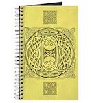 Celtic Letter O Journal