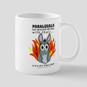 Paralegals Mug