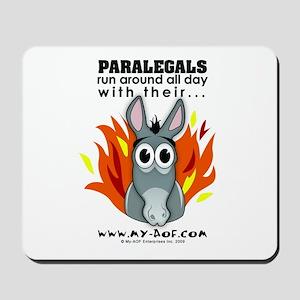 Paralegals Mousepad