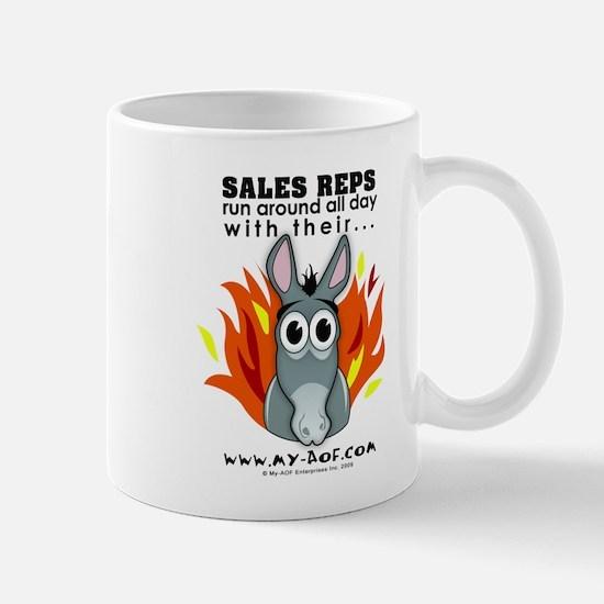 Sales Reps Mug