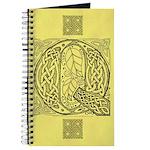 Celtic Letter Q Journal