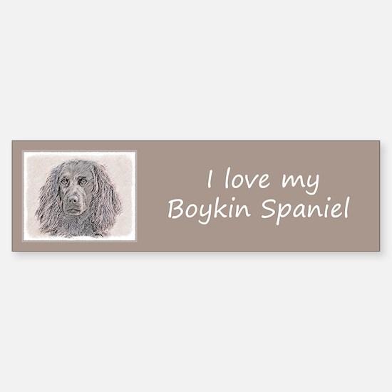 Boykin Spaniel Sticker (Bumper)