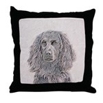 Boykin Spaniel Throw Pillow