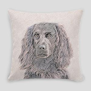 Boykin Spaniel Everyday Pillow