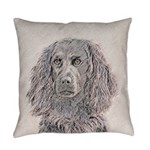 Boykin Spaniel Everyday Pillow