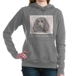Boykin Spaniel Women's Hooded Sweatshirt