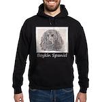 Boykin Spaniel Hoodie (dark)