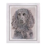 Boykin Spaniel Throw Blanket