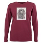 Boykin Spaniel Plus Size Long Sleeve Tee