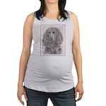 Boykin Spaniel Maternity Tank Top