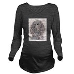 Boykin Spaniel Long Sleeve Maternity T-Shirt