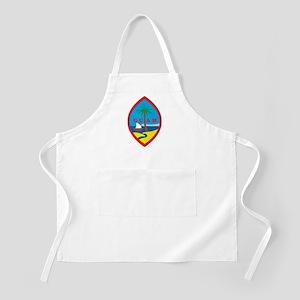 Guam Coat Of Arms BBQ Apron