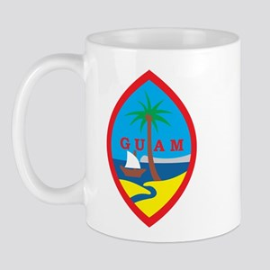 Guam Coat Of Arms Mug