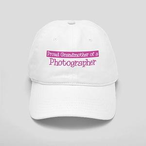 Grandmother of a Photographer Cap
