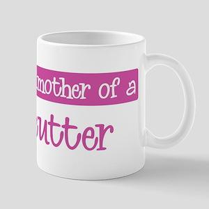 Grandmother of a Meatcutter Mug
