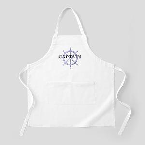 Captain Ship Wheel BBQ Apron