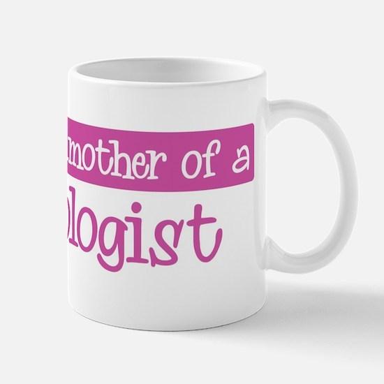 Grandmother of a Psychologist Mug
