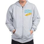 Hong Kong Zip Hoodie