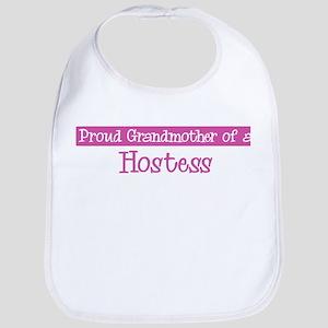 Grandmother of a Hostess Bib