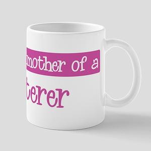 Grandmother of a Plasterer Mug
