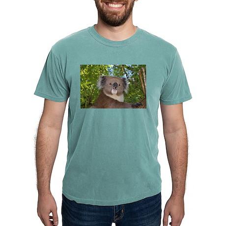 Cuddly, cute Australian koala Mens Comfort Colors® Shirt ...