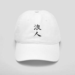 Ronin - Kanji Symbol Cap
