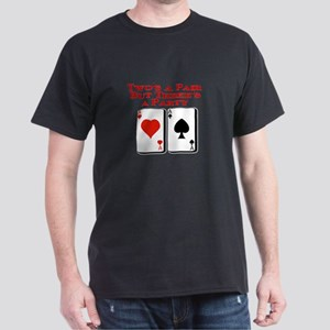 Two's a Pair but Three's a Party! Dark T-Shirt