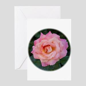 CELEBRATION ROSE Greeting Card