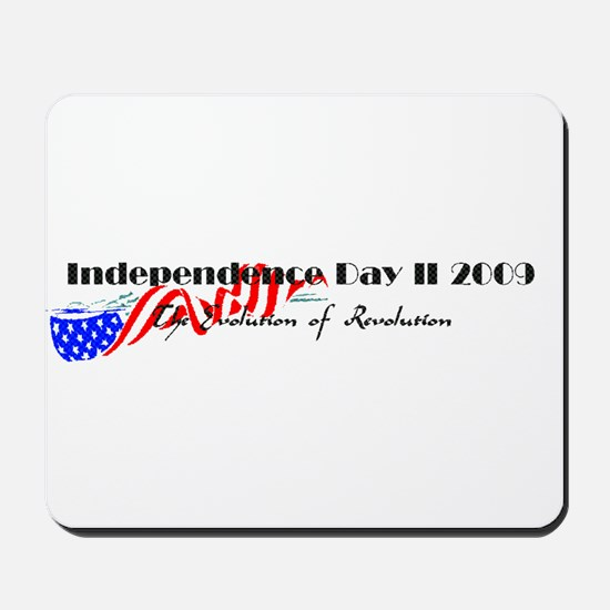 Independence Day II Mousepad
