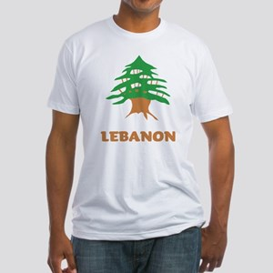 Lebanon Fitted T-Shirt